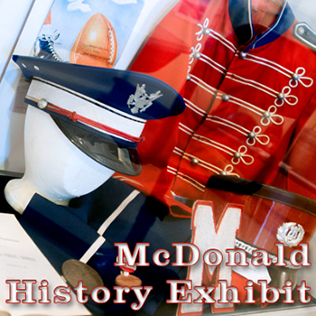McDonald History Exhibit