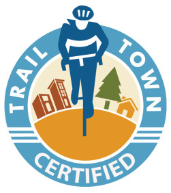Trail Town Certified Logo